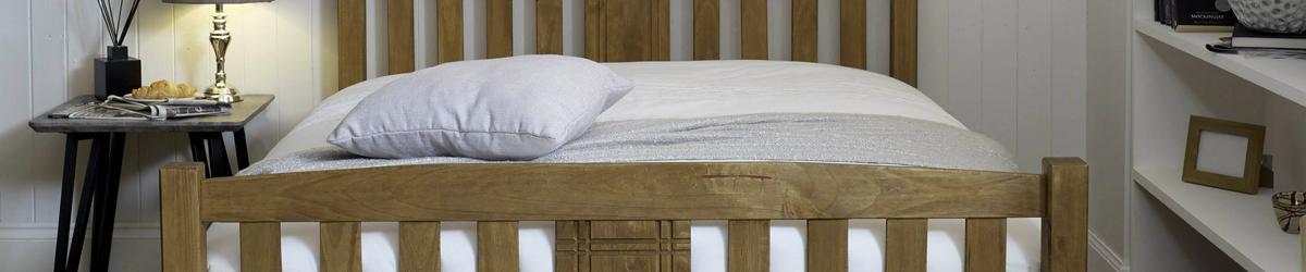 Single Wooden Bedsteads